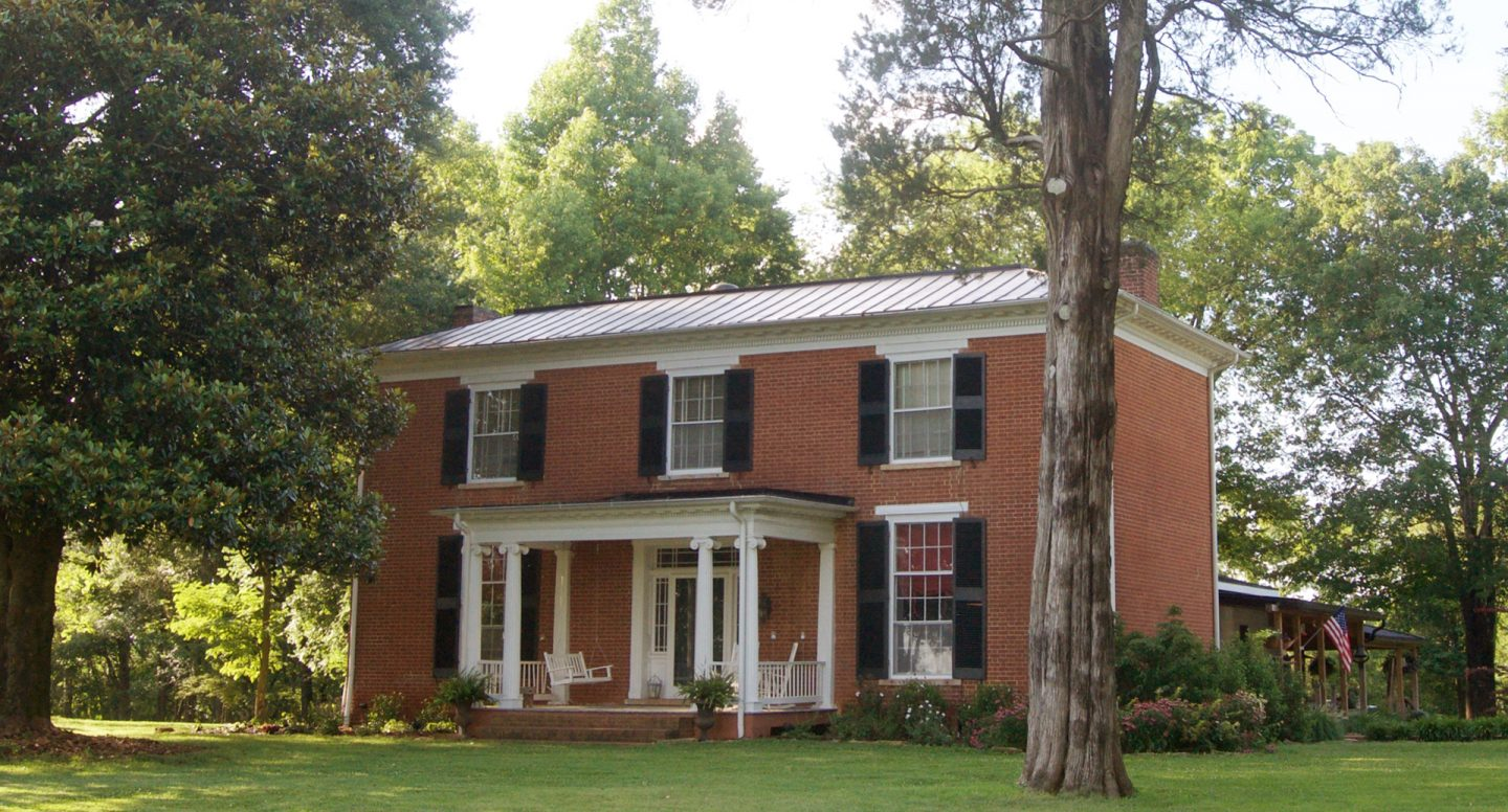 Springfield 1842 Bed and Breakfast in Halifax VA