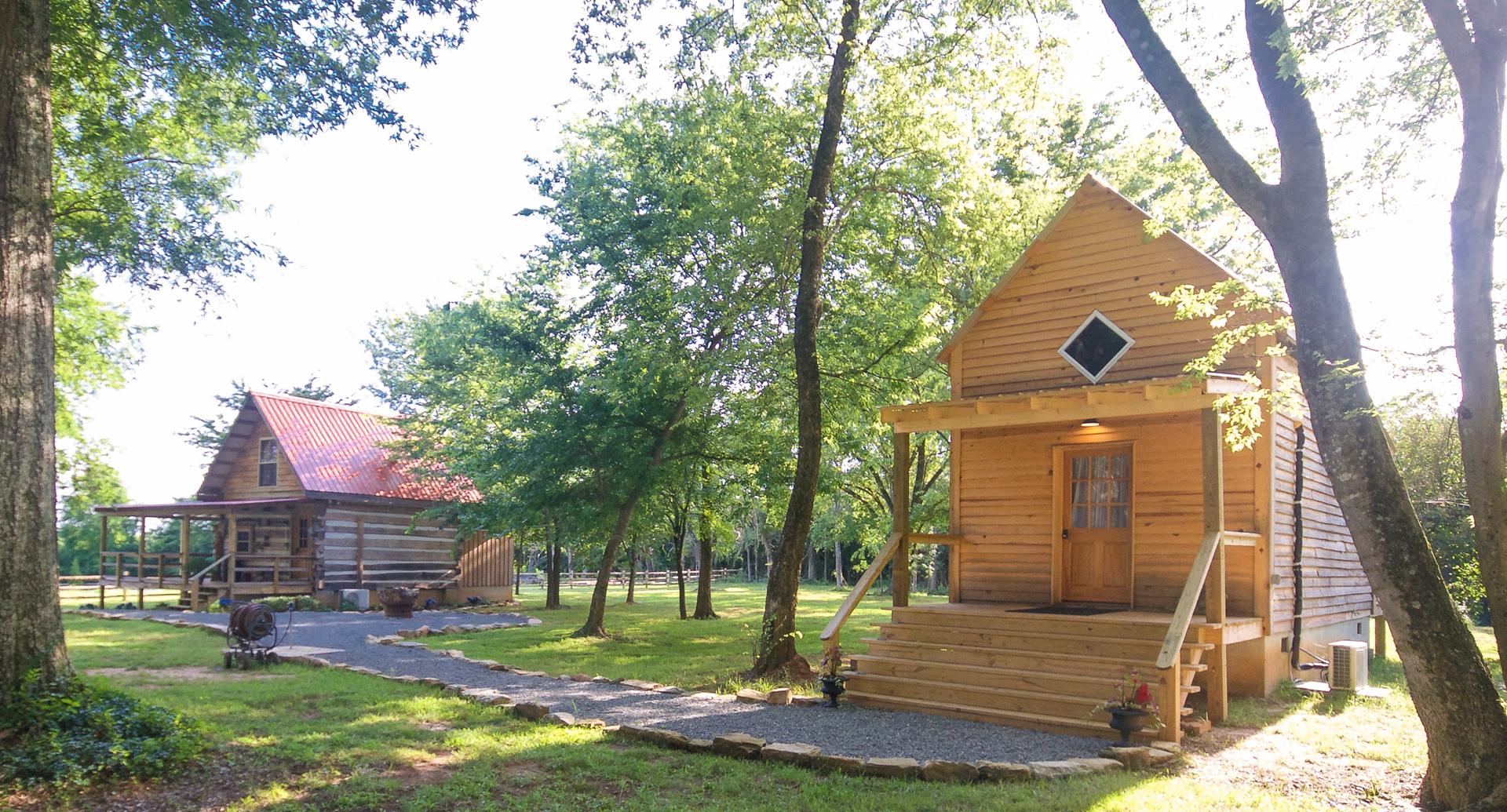 The Cabins at Springfield - Halifax VA